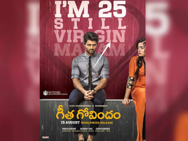 Vijay Deverakonda and Rashmika Mandanna's 'Geetha Govindam' gets a release date!