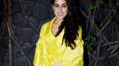 Sara Ali Khan looks hot from every angle in this look