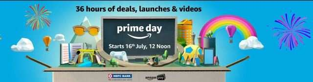 Amazon Prime Day Sale starts July 16: Offers, discounts and more