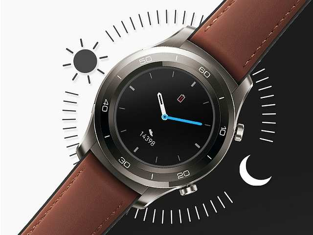 Huawei's next smartwatch may store a pair of wireless earbuds
