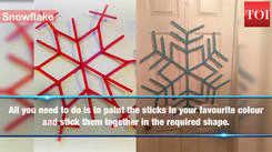 Interesting DIY crafts using popsicle sticks