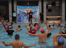 World Doctor's Day celebrated in Noida with an aqua zumba event