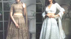 Falguni Shane Peacock launches a new collection