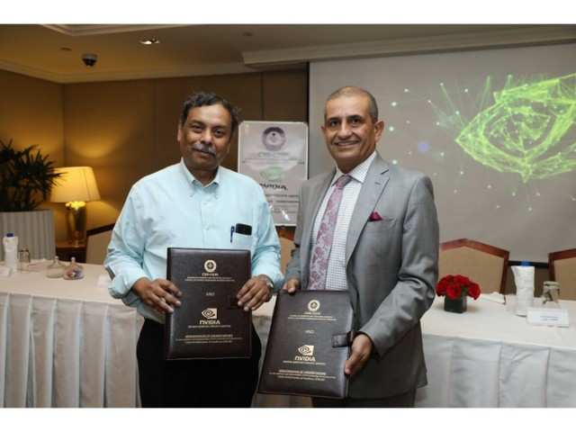 NVIDIA and CSIR-CEERI jointly announces establishment of centre of excellence for development of intelligent systems