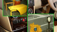 How Cartist transformed Mercedes car into household furniture