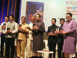 Mumbai cop Isaque Bagwan's book about Mumbai's dark underbelly launched