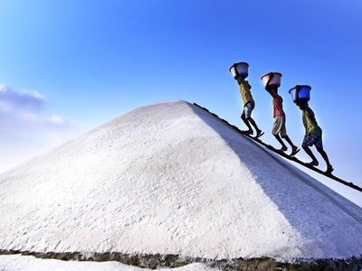 Salt: Salt shortage looms large as huge stock piles up in