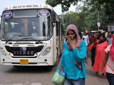 15 buses to link Patna and Hajipur from next week   Patna