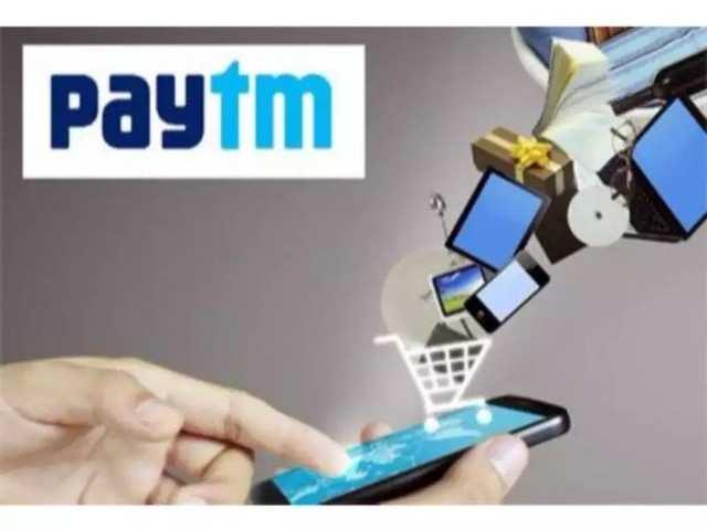 Paytm says run rate at 5 billion transactions