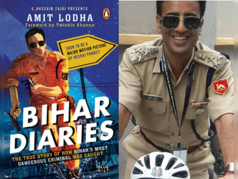 Amit Lodha's new book ' Bihar Diaries'