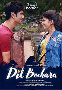 Dil Bechara Movie Review An Intense Poignant Film That Makes For An Emotional Watch