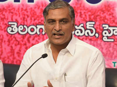 Highways need Centre's handholding, says Harish Rao