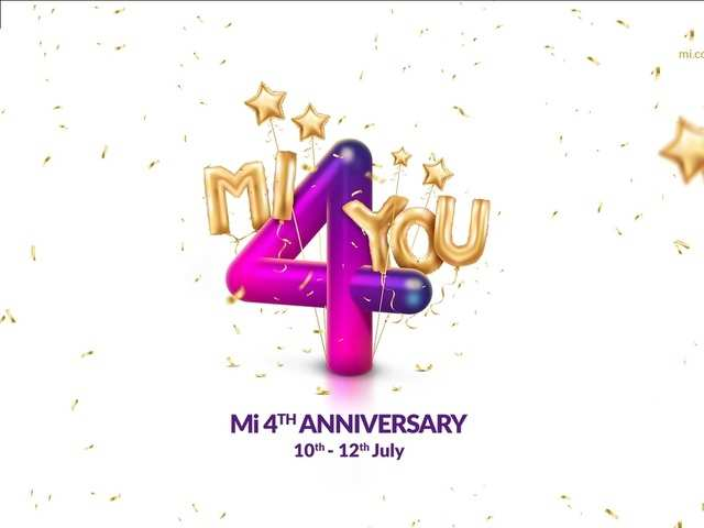Xiaomi Mi 4th anniversary sale last day: Redmi Y2, Redmi Note 5 Pro and other gadgets at Rs 4