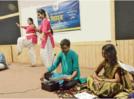 A poetry slam dedicated to poet Kalidasa in Aurangabad
