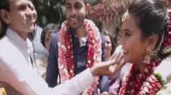 Sneak peek into Yuva Rajkumar and Sridevi Byrappa's engagement