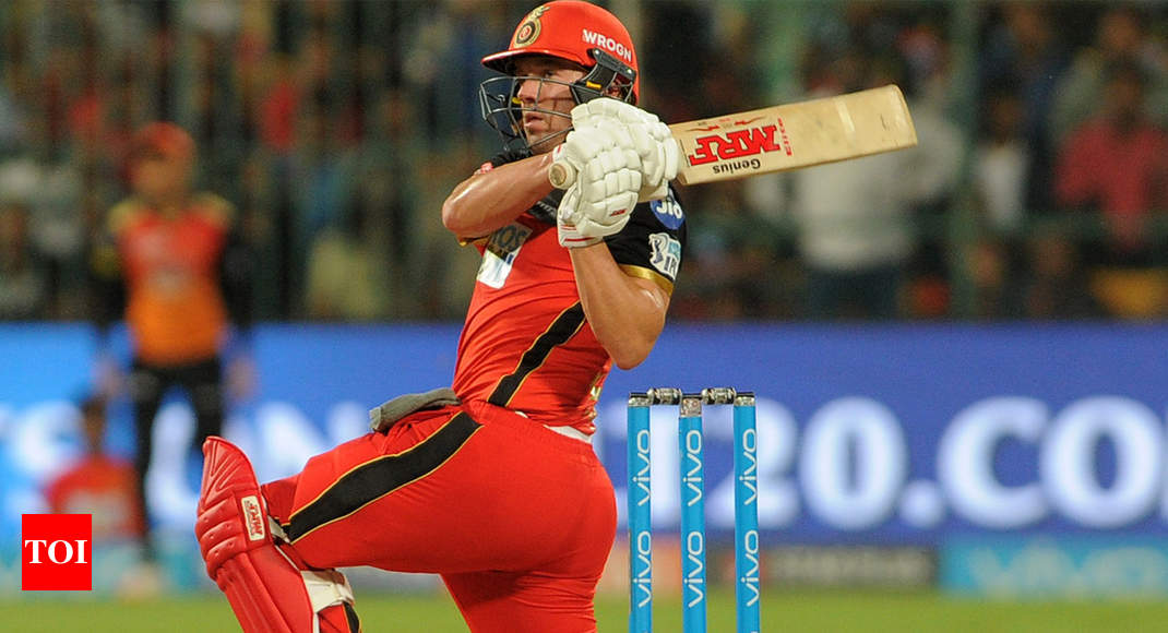 I will play IPL for few more years: AB de Villiers - Times of India