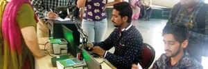 Behave, if you want Aadhaar!