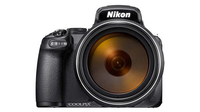 Nikon launches camera with 'world's highest' optical zoom