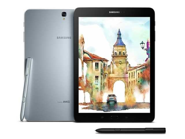 Upcoming Samsung Galaxy Tab 4 with a new Pen leaked in clearest render image yet