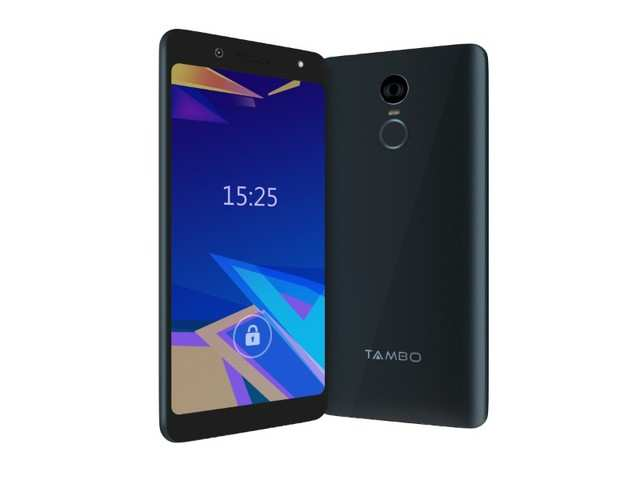 Tambo Mobiles launches its Superphone TA-4 at Rs 6,999