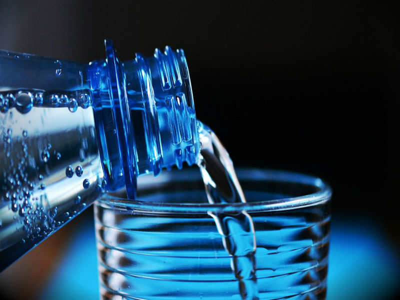 How important is drinking water when trying to lose weight