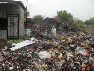 Japan offers to help India with waste management   India News