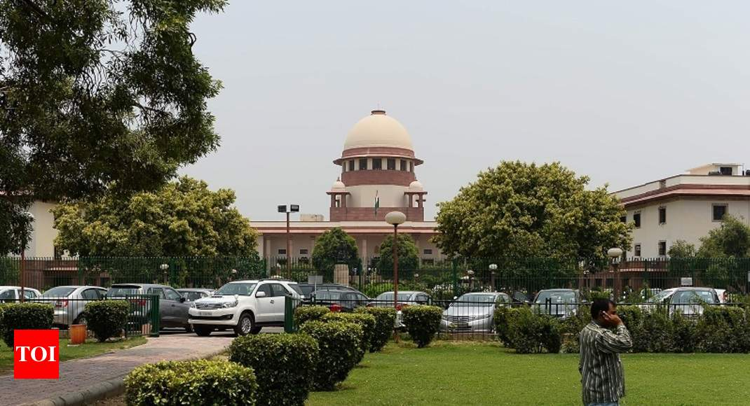 7-judge constitution bench to revisit 12-year-old verdict on SC/ST quota in govt jobs - Times of India
