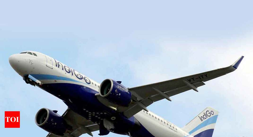 photo - Two IndiGo planes avert mid-air collision over Bengaluru airspace - Cases of India ►