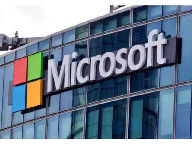 Microsoft cuts jobs in international sales team: Report