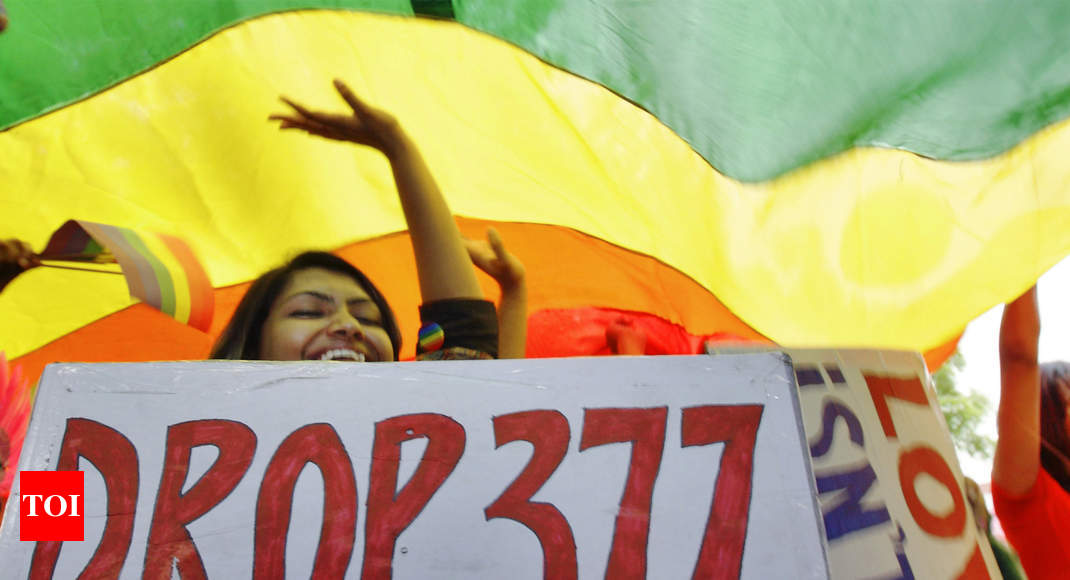 Supreme Court: Once criminality of Section 377 goes, stigma against LGBTQ will also end - Times of India