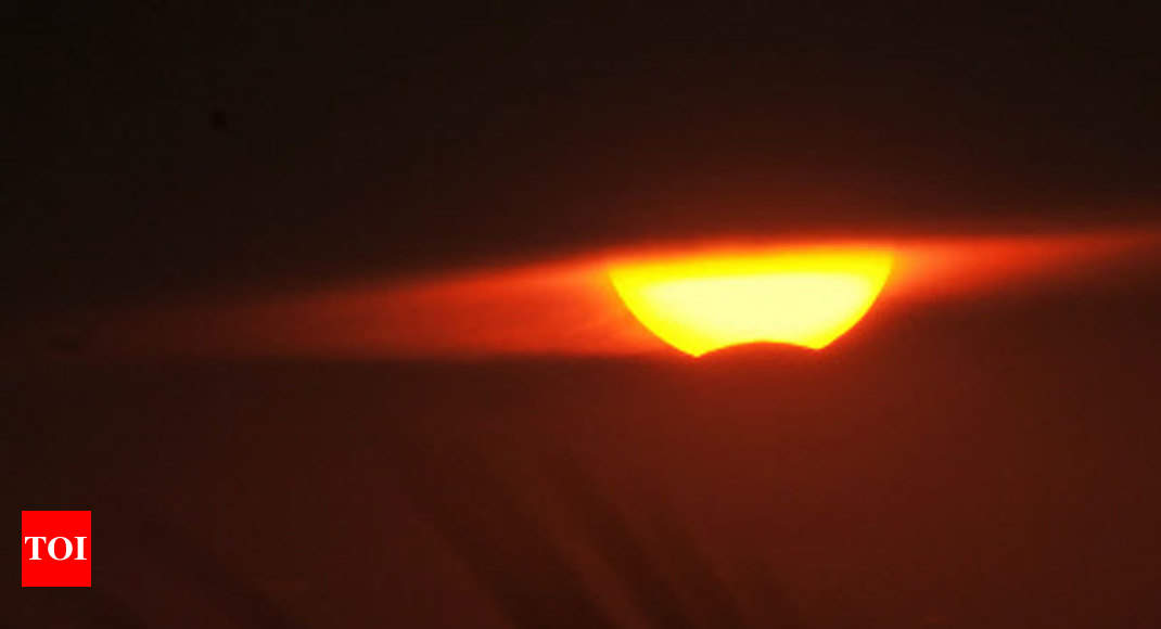 Surya Grahan 2018 Partial Solar Eclipse On Friday 13th July India