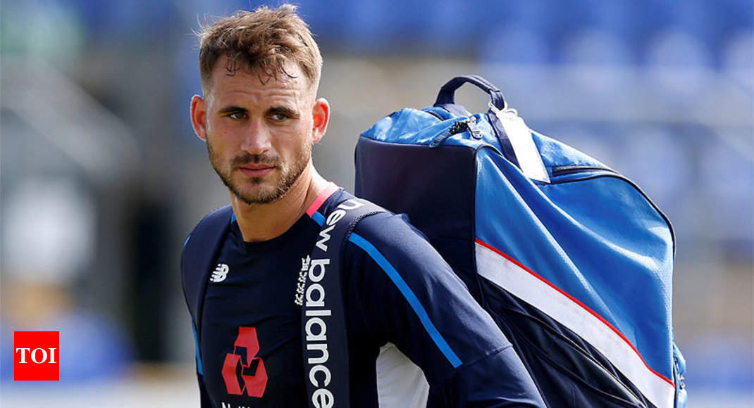 Alex Hales out of first ODI against India - Times of India