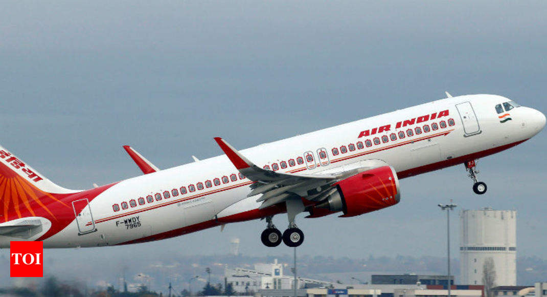 photo - Air India orders all-veg meals for pilots by'mistake', scraps it later - Events of India