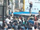 Zumba took to streets of Aurangabad
