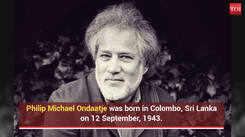 Michael Ondaatje wins Golden Man Booker Prize