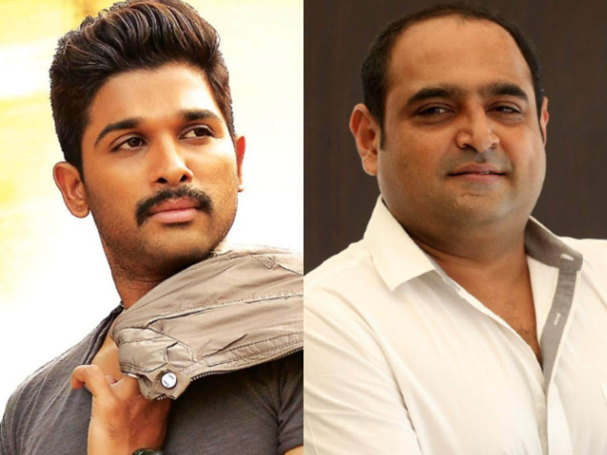 Allu Arjun to team up with director Vikram K Kumar for his next? | Telugu  Movie News - Times of India