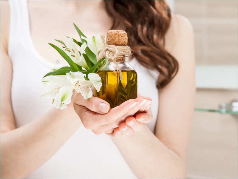 How to use olive oil for magical hair growth