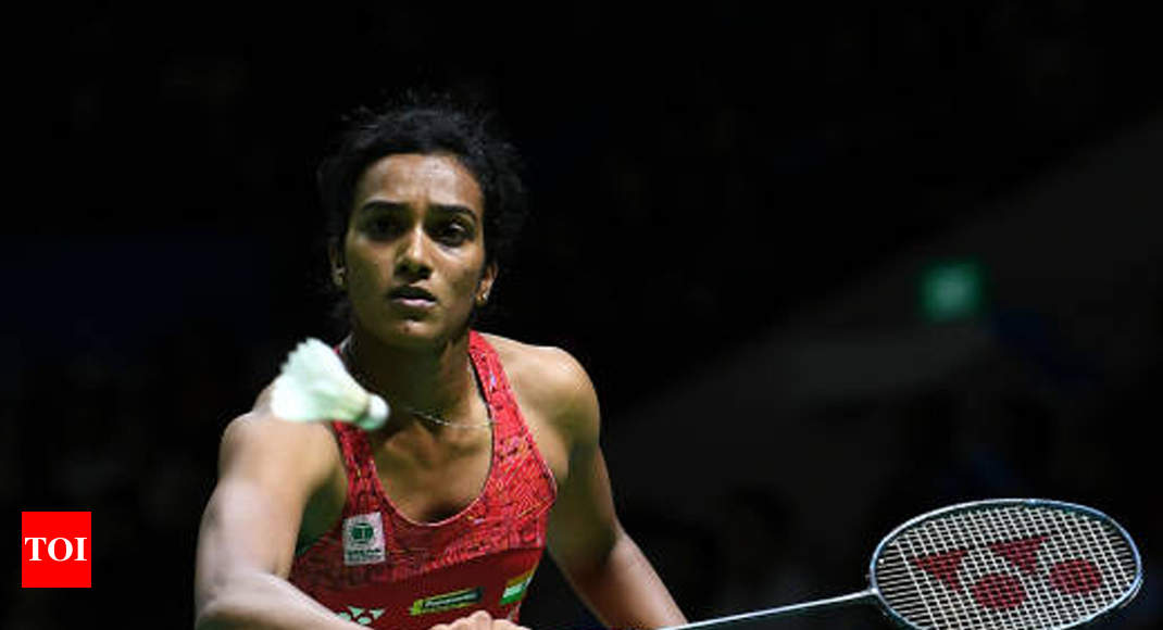 Thailand Open: PV Sindhu saves India's blushes - Times of India