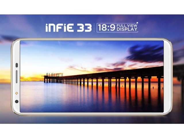 Intex launches its Infie 33 and Infie 3 smartphones in India