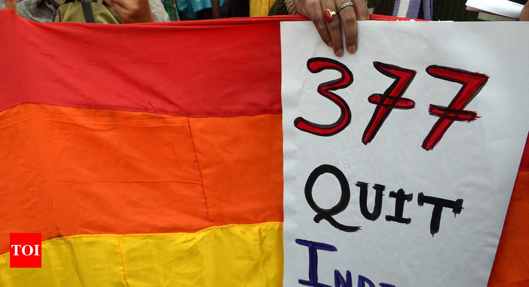 Despite Centre's concession, we would examine Section 377: SC - Times of India