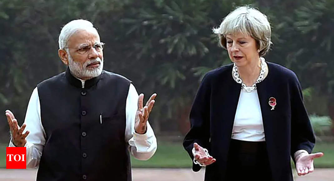 photo - Brexit technique might presumably per chance hit UK's plans for free alternate pact with India - Cases of India