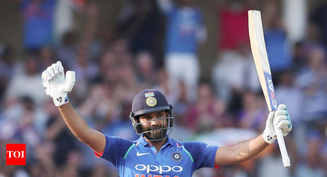 India vs England, 1st ODI: Kuldeep's magic, Rohit's grace take India to emphatic victory - Times of India