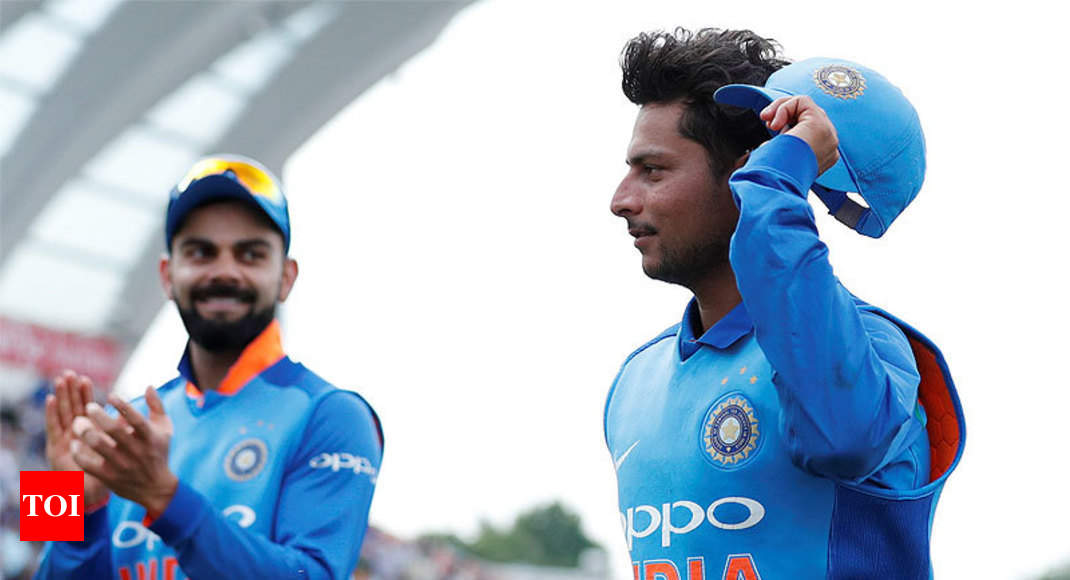 Kuldeep Yadav waits on Test call after white-ball wickets against England - Times of India