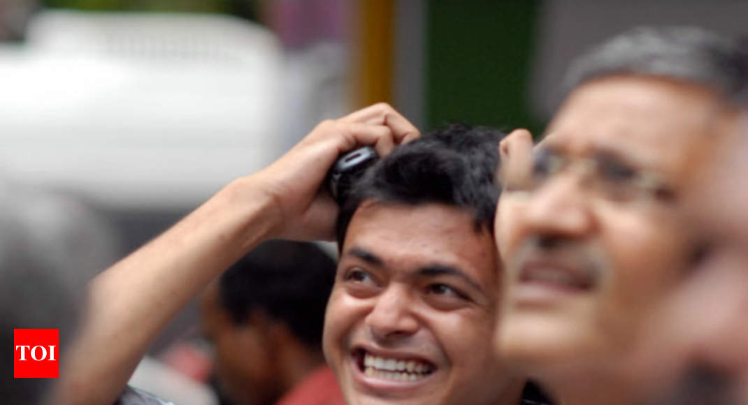 photo - Sensex is at all-time high nonetheless no longer reaping a bounty for miniature traders - Times of India