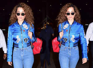 Kangana proves she's the ultimate fashion queen!