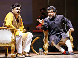 A political satire inspired by Urdu book staged in Delhi