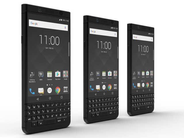 blackberry keyone: BlackBerry KEYone to soon get Android Oreo update