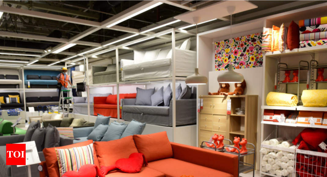 Home Furniture Ikea Puts Off Hyd Store Opening To Aug 9 Times Of