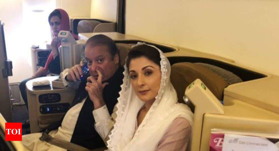 photo - Why did Nawaz Sharif cruise home handiest to head to penitentiary? - Cases of India