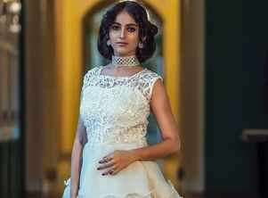 Niveditha Gowda sizzles in her new photo shoot
